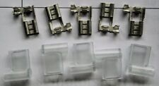 Motorcycle Electrical 90 Degree Connectors with Insulators