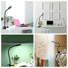 Adjustable LED Light Desk Table Lamp Bed Side For Living Night Reading Makeup