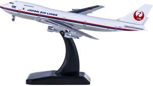 1:500 Hogan JAPAN AIR LINES BOEING 747-200 Passenger Airplane Diecast Model
