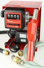 1Stk. 230 Volt Tankstelle Set max. 72 Liter p/m Dieselpumpe vom Hersteller