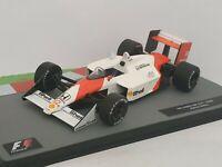1:43 MCLAREN MP4/4 1988 AYRTON SENNA F1 FORMULA 1 ESCALA SCALE CAR DIECAST
