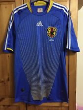 Le Japon Adidas Home Football Shirt/Jersey - 2008/2009 - pour homme taille M