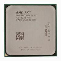 AMD FX-6300 CPU Six Core 3.5 GHz FD6300WMW6KHK Socket AM3+ Processor