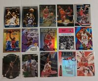 Scottie Pippen Lot Of 15✓ Bound For Glory, Hoopstars And More