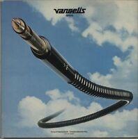 VANGELIS Spiral 1977 UK vinyl LP EXCELLENT CONDITION