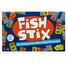 Fish Stix - Visual Strategy Board Game - by Peaceable Kingdom