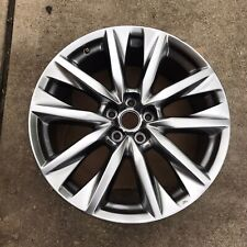 20 INCH WHEEL RIM MAZDA CX-9 HYPER GREY 2016-2020 GENUINE OEM #97864