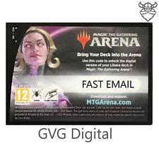 MTGA Arena Core Set 2021 M21 Liliana Planeswalker Deck Code FAST 5-MIN EMAIL