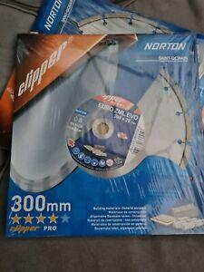Norton Clipper Diamond Blade