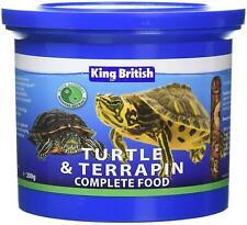 King British Turtle and Terrapin Food 200 g