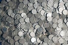 One Roll Of Roosevelt Dimes (50) 90% Silver (1946-64) Lot L24