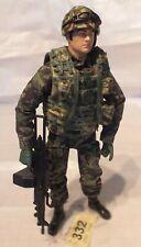 HM Armed Forces British Forces Royal Marine Commando Action Figure  LOT YX332