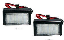 LED Éclairage pour Plaque D'Immatriculation Mercedes Benz Classe M W164