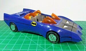 Kenner DC Super Powers Batman Batmobile Only Complete Tested Works 1984 Vintage