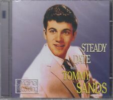 """Tommy Sands """"Steady Date"""" NEW & SEALED CD 1st Class Post From The UK"""