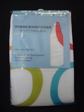 "Ironing Board Cover 51"" x 17"" Suitable For 48"" Ironing Board 100% Polyester"
