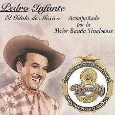 Infante, Pedro : Acompanado Por La Mejor Banda Sinaloense CD