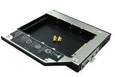 For HP ProBook 6560b 6565b 6570b 2nd HDD SSD hard drive Caddy