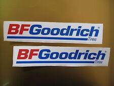 BF GOODRICH Land Rover 4 x 4 Decals x2 200mm x 46mm