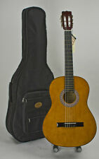 Acoustic Classical Guitar RIGHT HANDED With Stay In Tune Nylon Strings & Case