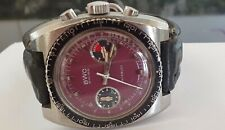 Valjoux 7733 BWC Diver stainless steel All steel chronograph Swiss plongeur