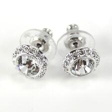 Swarovski Angelic Crystal Pierced Earrings 1081942 - New In Box