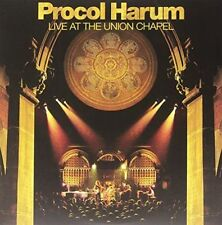 PROCOL HARUM - LIVE AT THE UNION CHAPEL (2 LP) NEW VINYL RECORD