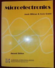 Microelectronics mcGraw Hill a proper book with lots of theory.