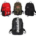 2017 Brand New supreme 15ss Denier Cordura 38th 39th backpack Black Camouflage