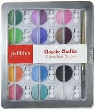 Pebbles Inc. I Kan'dee Chalk Set, Basic Brights