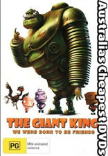 The Giant King DVD NEW, FREE POSTAGE WITHIN  AUSTRALIA  REGION 4