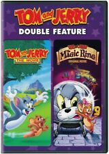 Tom and Jerry: The Movie / Tom and Jerry: The Magic Ring (2 Disc) DVD NEW