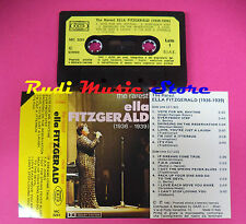 MC ELLA FITZGERALD The rarest 1936-1936 1982 italy JOKER MC3281 no cd lp dvd vhs