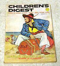 September 1963 Children's Digest - Published by Readers Digest