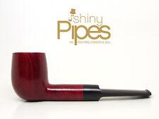 JAMES UPSHALL FH ( Pre 1996 ) Tilshead England Hand Made Estate Pipe - a51