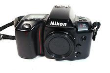 Nikon Analogkamera Bundle mit Handschlaufe