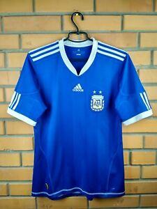 Argentina Jersey 2009 2011 Home SMALL Shirt P47053 Football Adidas Trikot Maglia
