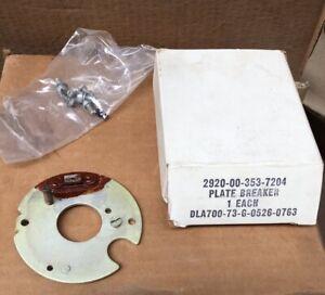 Distributor plate breaker Willys M38/M38A1/M151