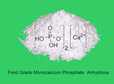 200g  Food Grade Monocalcium phosphate anhydrous (MCP-A)  - E 341(i)