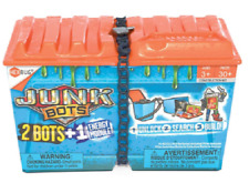 HEXBUG Junkbots Junk Bots X 3 Construction Kit Unlock Search Build Mix Match