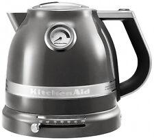 KitchenAid Artisan Wasserkocher 5KEK1522EMS Medaillon Silber