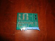 DOMINO, INKJET PRINTER, A200, INK SYSTEM INTERFACE BOARD, PART#25015, USED #A
