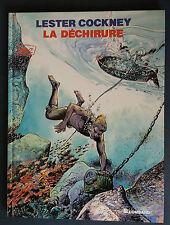 Lester Cockney 7 EO La Déchirure Franz Lombard Rare