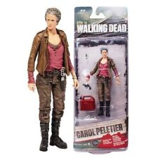HOT NEW The Walking Dead TV Series Carol Peletier Action Figures Gift In Box