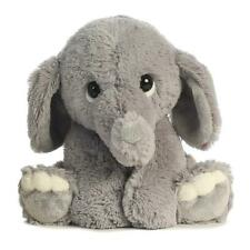 L@@K Aurora 03414 Elephant Stuffed Animal Plush Baby Toy Soft Ships Global NEW
