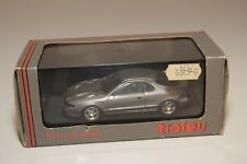 A2 1:43 TROFEU TOYOTA CELICA GT4 ROAD CAR METALLIC GREY MIB