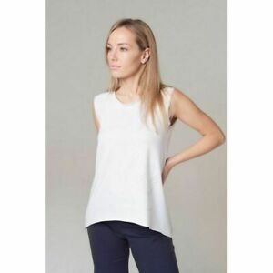 Turin Cotton Sleeveless Top by FIT BIRD*
