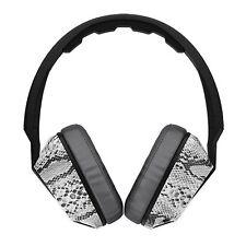 Skullcandy Crusher Headphones with Built-in Amplifier and Mic, (Koston Snake)