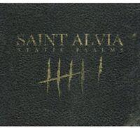 Saint Alvia - Static Psalms [New CD]