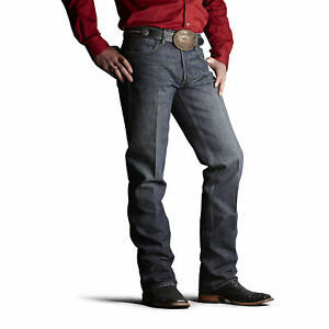 Ariat 10006156 Men's Swagger M2 Relaxed Legacy Relaxed Lower Rise Boot Cut Jeans
